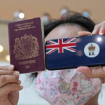 چین کا ہانگ کانگ کے عوام کیلئے برطانوی 'پاسپورٹ' تسلیم نہ کرنے کا اعلان