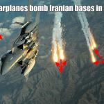 شام کے مشرقی علاقے دیر الزور میں امریکی فضائیہ نے ایران کی حمایت یافتہ ملیشیا کے ٹھکانوں پر بمباری کی