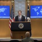 امریکی وزیر خارجہ اینٹونی بلنکن