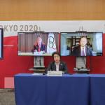 ٹوکیو اولمپکس اور پیرالمپکس کے لیے غیر ملکی  تماشائیوں کو آنے کی اجازت دینے سے متعلق آئندہ پیر حتمی فیصلہ ہو جائے گا