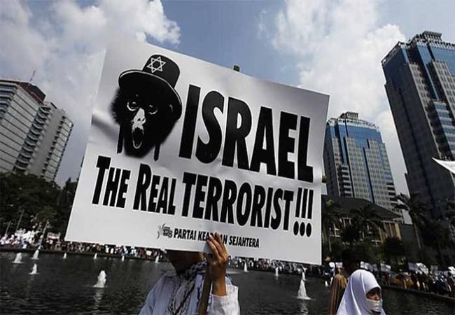 اسرائیل دہشتگرد ریاست