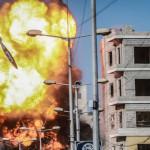 غزہ پر 8 ویں روز بھی بمباری، مزید 24 شہید 48 ہزار بے گھر