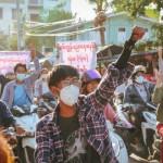 پیر کے روز تک مخالفین کے خلاف جنتا کے کریک ڈائون میں 802 افراد ہلاک ہو چکے ہیں
